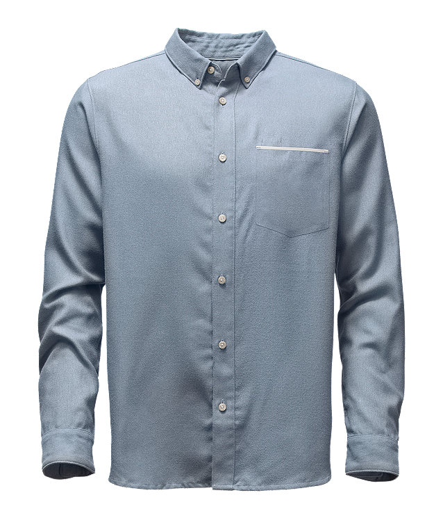 MEN'S LONG-SLEEVE THERMO CORE TWILL SHIRT
