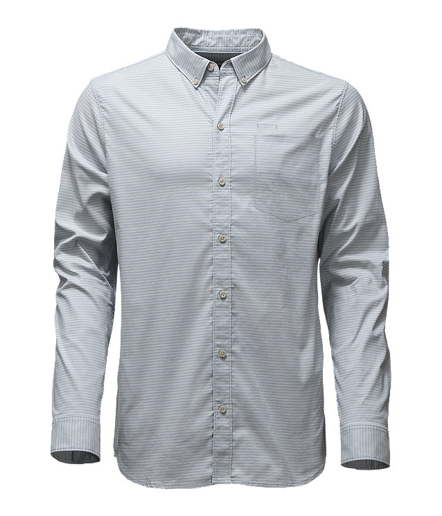 MEN'S LONG-SLEEVE ROUND TRIP SHIRT