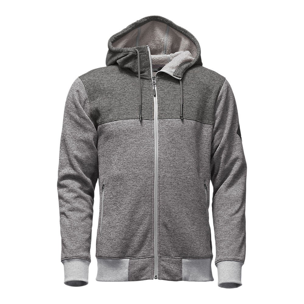 ad6caa7e MEN'S TECH SHERPA FULL ZIP HOODIE | United States