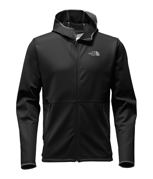 MEN'S WINDWALL® COTTON FULL ZIP HOODIE