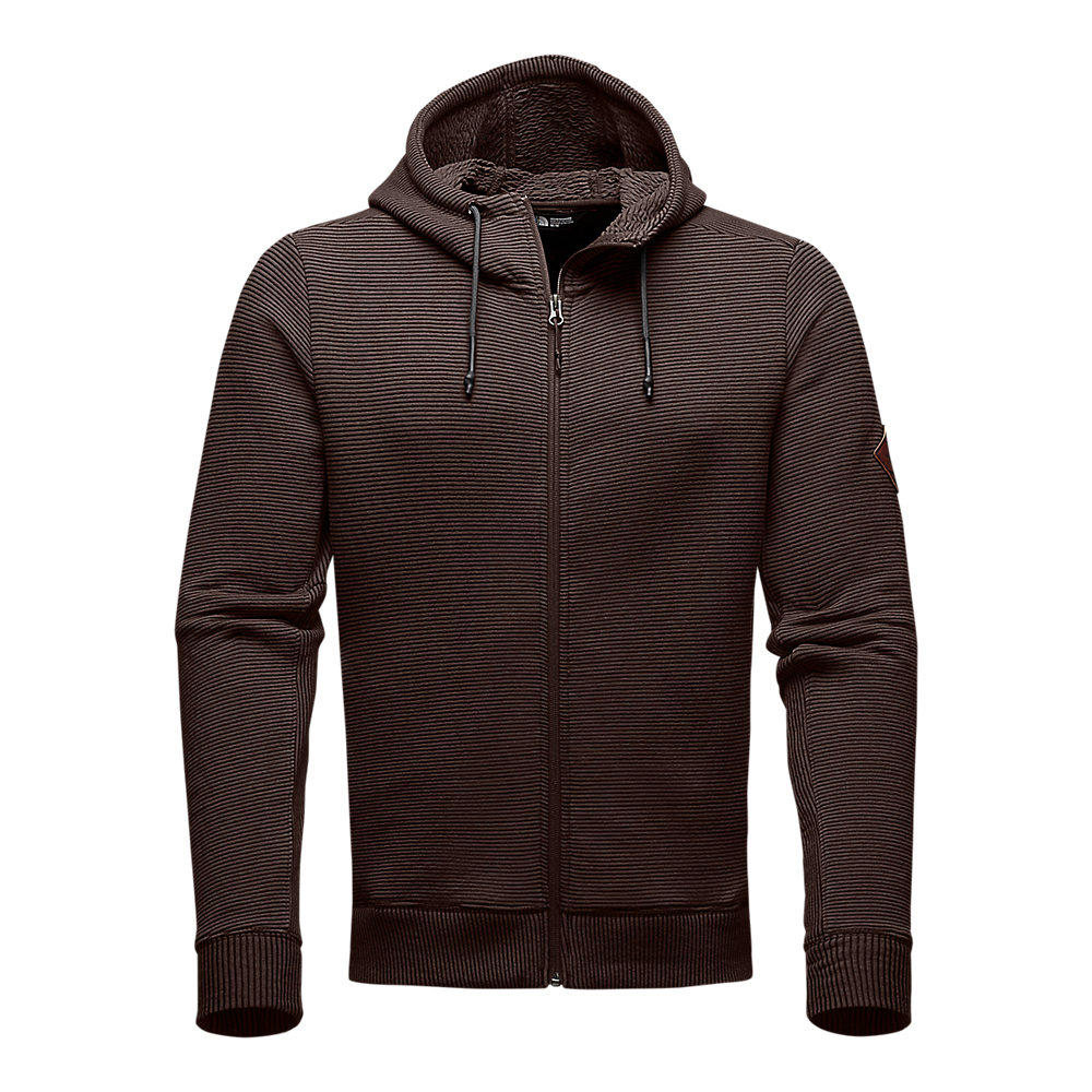 3195399d6 MEN'S THERMAL COTTON FULL ZIP HOODIE