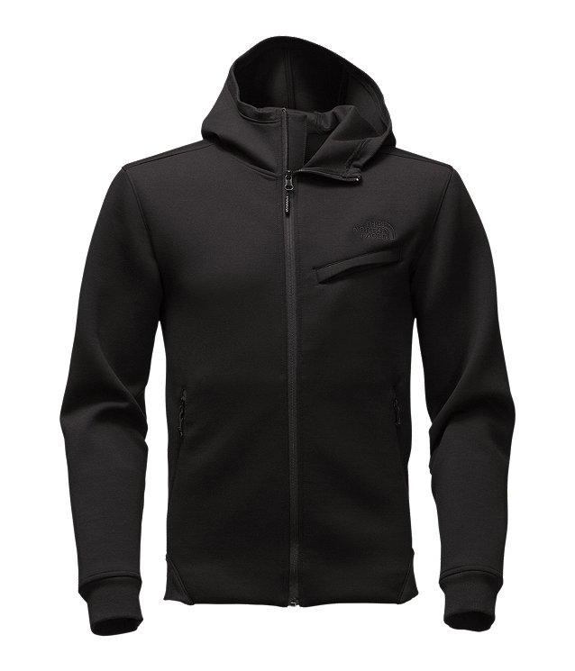 MEN'S THERMAL 3D FULL ZIP HOODIE