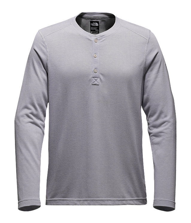 MEN'S LONG-SLEEVE CRAG HENLEY