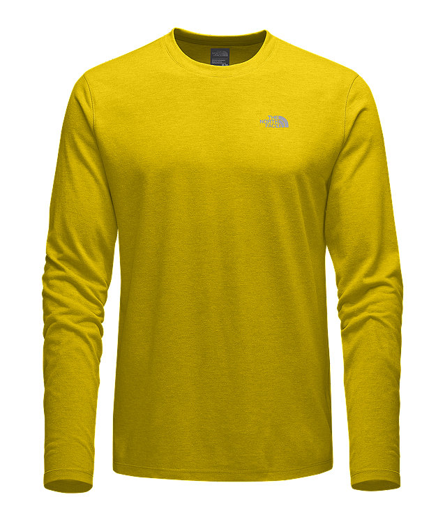 MEN'S LONG-SLEEVE CRAG CREW