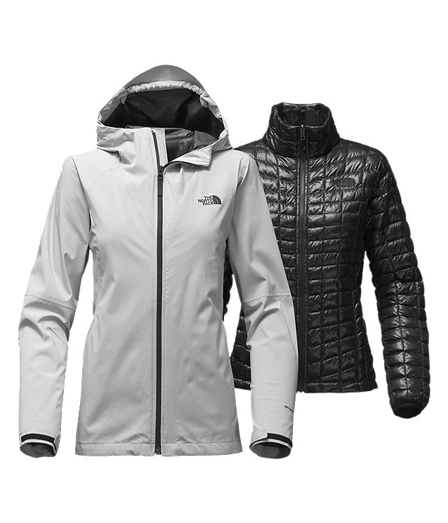 MANTEAU THERMOBALL<SUP>MC</SUP> TRICLIMATE® POUR FEMMES