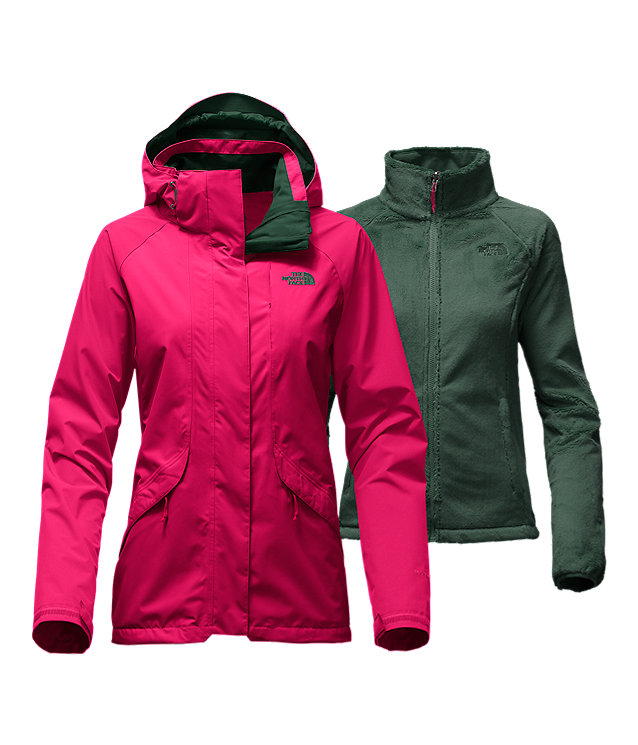 new york exquisite style low cost WOMEN'S BOUNDARY TRICLIMATE® JACKET