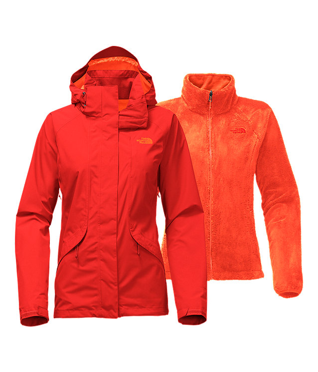 WOMEN'S BOUNDARY TRICLIMATE® JACKET