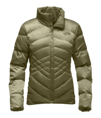 THE NORTH FACE ACONCAGUA JACKET WOMENS 1199 METALLIC SILVER