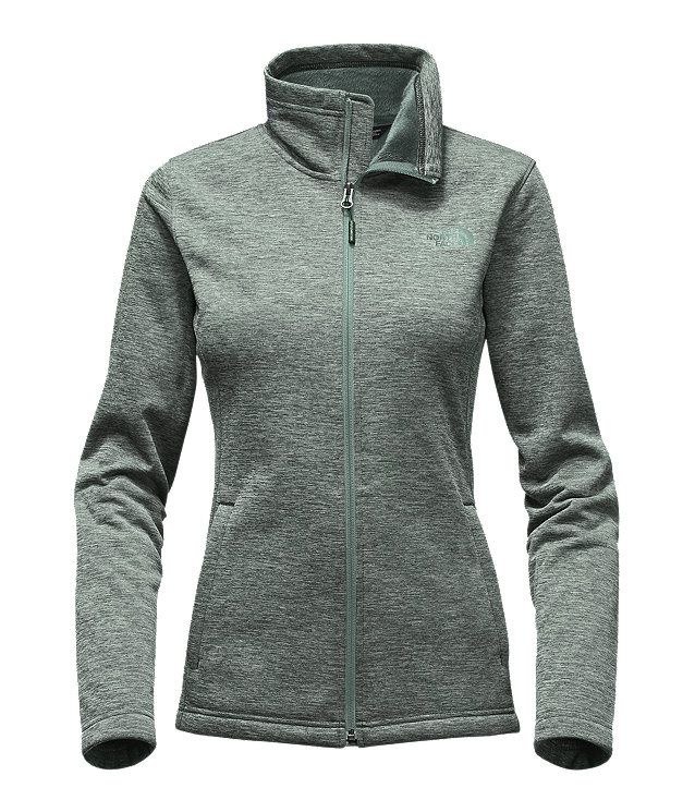 WOMEN'S MEADOWBROOK RASCHEL FULL ZIP