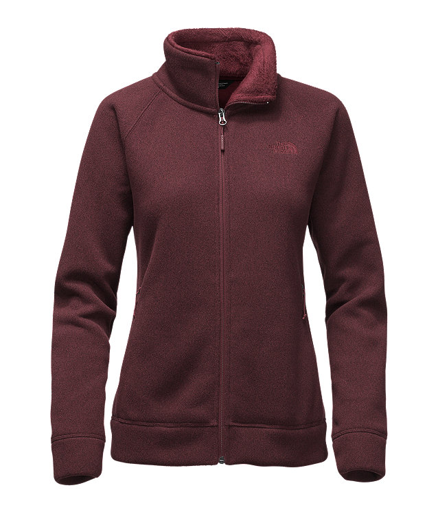 WOMEN'S CRESCENT RASCHEL FULL ZIP JACKET