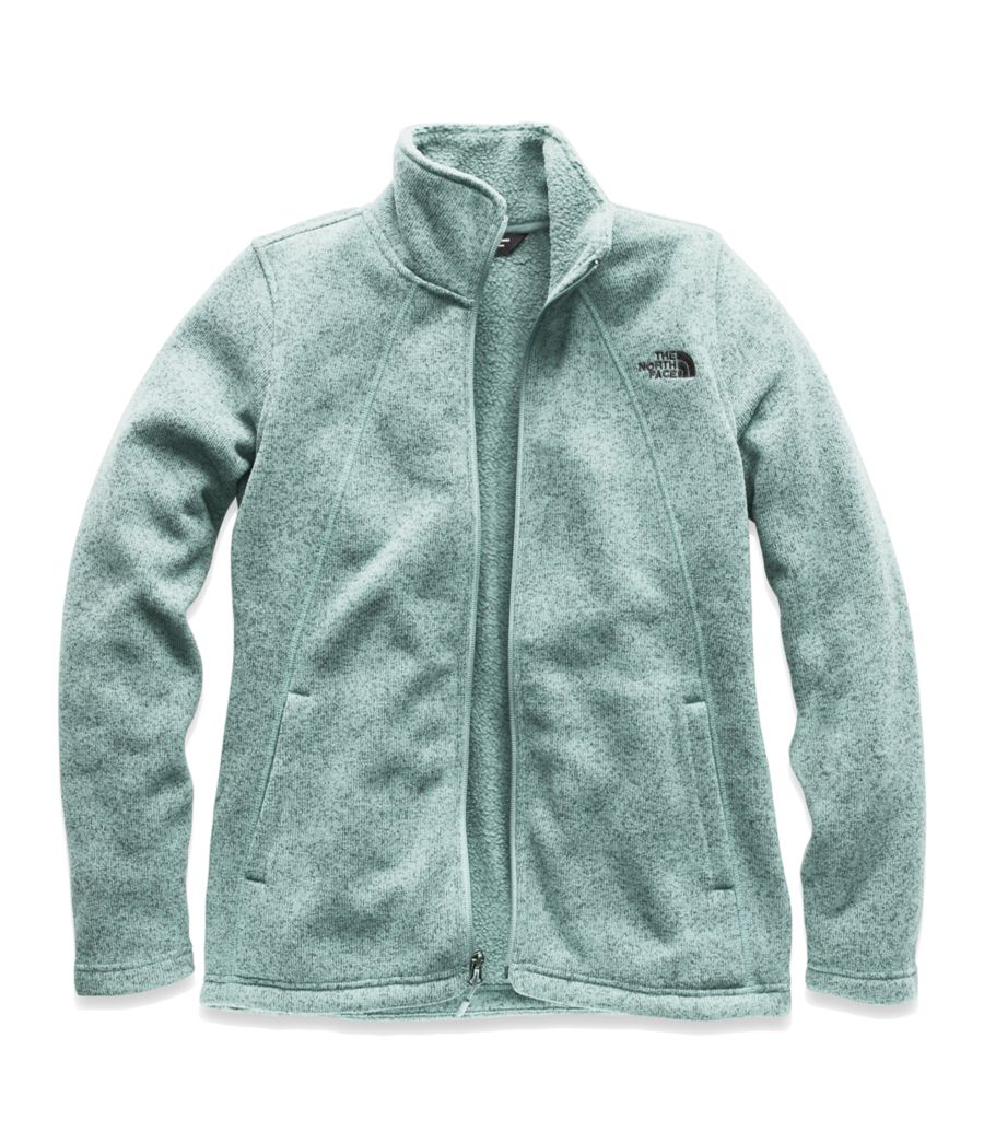 WOMEN'S CRESCENT FULL ZIP-