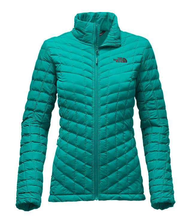 WOMEN'S STRETCH THERMOBALL™ JACKET