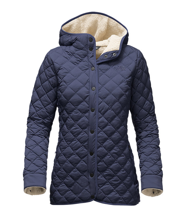 Womens Thermoball Fur Hoodie United States