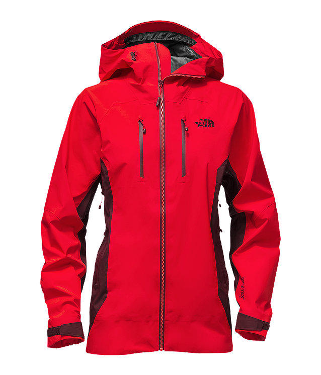 WOMEN'S DIHEDRAL SHELL JACKET