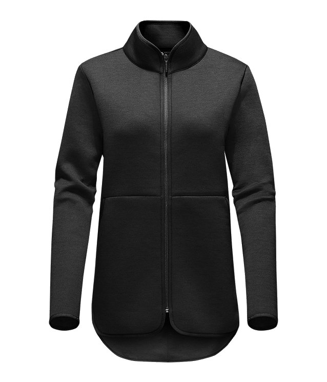 WOMEN'S THERMAL 3D FULL ZIP