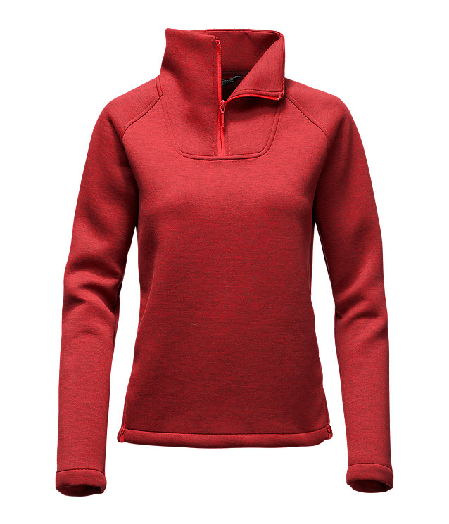 WOMEN'S THERMAL 3D PULLOVER