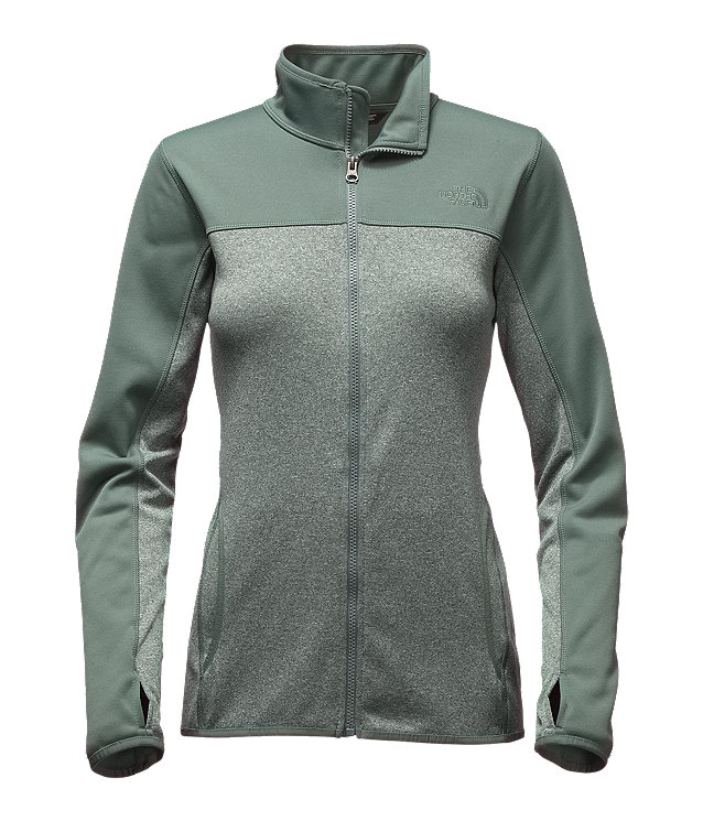 WOMEN'S AMAZIE MAYS FULL ZIP