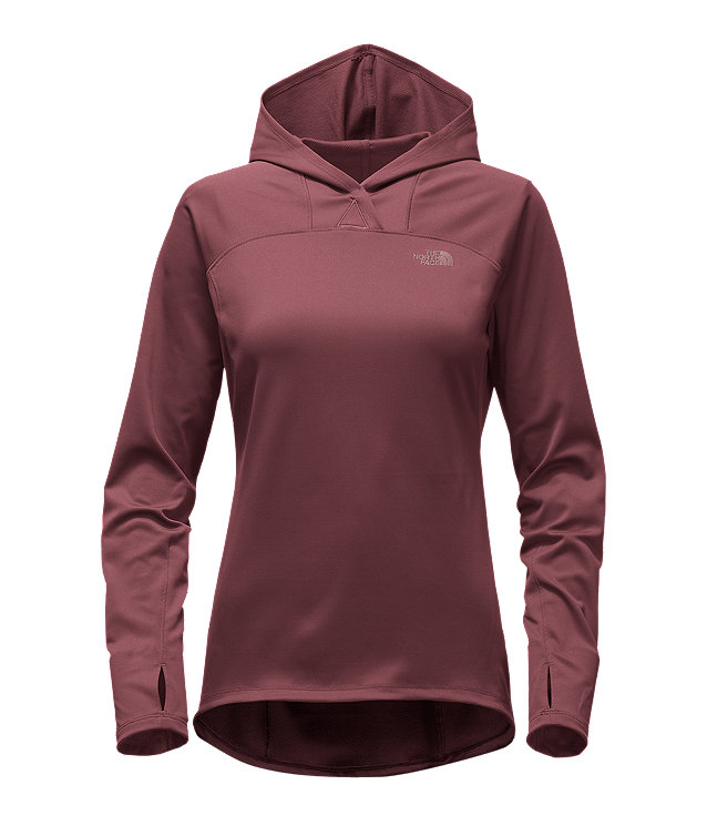 WOMEN'S ANY DISTANCE HOODIE