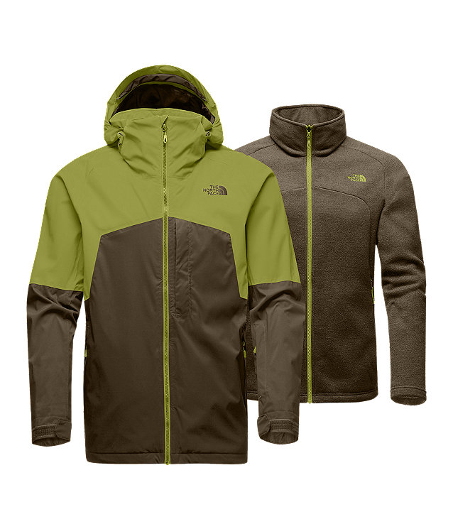 MEN'S GAMBIT TRICLIMATE® JACKET