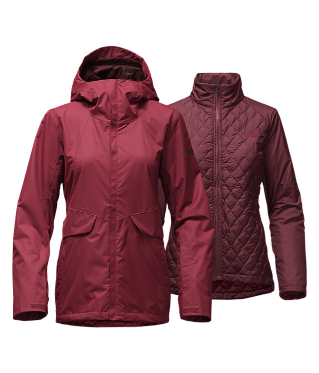 MANTEAU THERMOBALL<SUP>MC</SUP> TRICLIMATE® INITIATOR POUR FEMMES