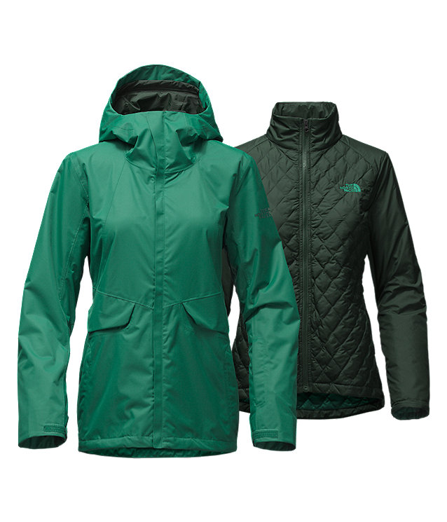 WOMEN'S INITIATOR THERMOBALL™ TRICLIMATE® JACKET