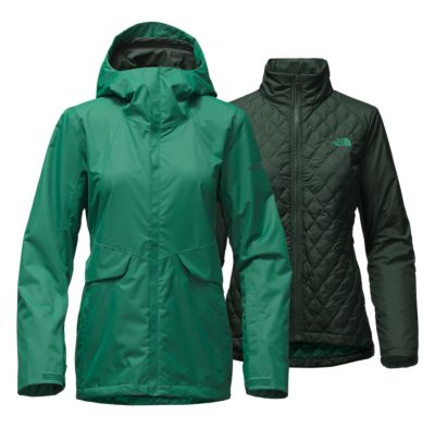 Classic New Style The North Face Womens Initiator Thermoball Triclimate Jacket 0R2D