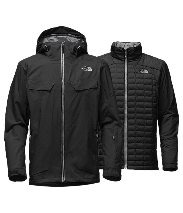 MEN'S INITIATOR THERMOBALL™ TRICLIMATE® JACKET