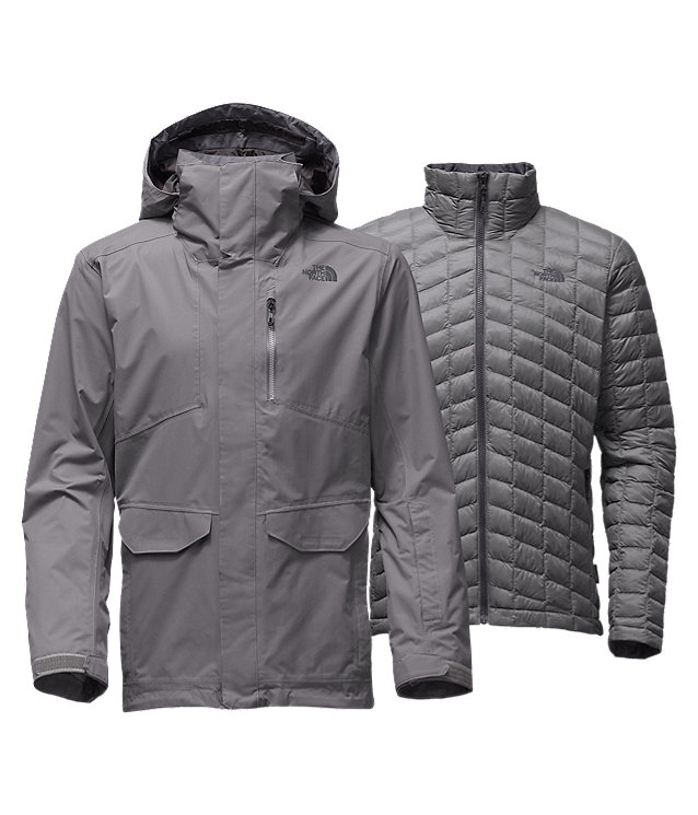 MEN'S THERMOBALL™ SNOW TRICLIMATE® PARKA