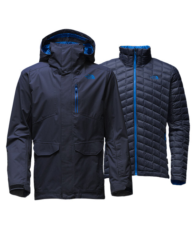PARKA THERMOBALL<SUP>MC</SUP> SNOW TRICLIMATE® POUR HOMMES
