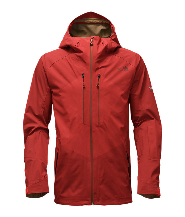 MEN'S FUSEFORM™ BRIGANDINE 3L JACKET