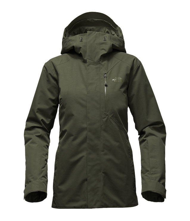 WOMEN'S NFZ INSULATED JACKET