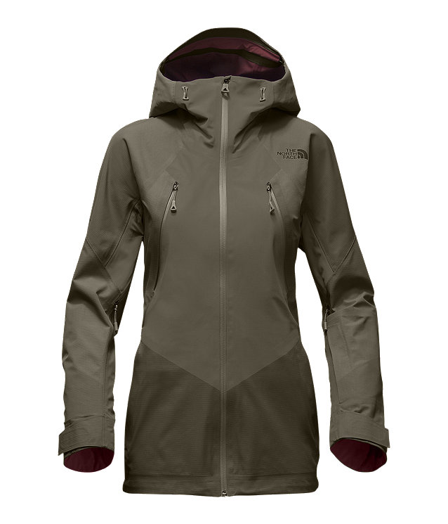 WOMEN'S FUSEFORM™ BRIGANDINE 3L JACKET