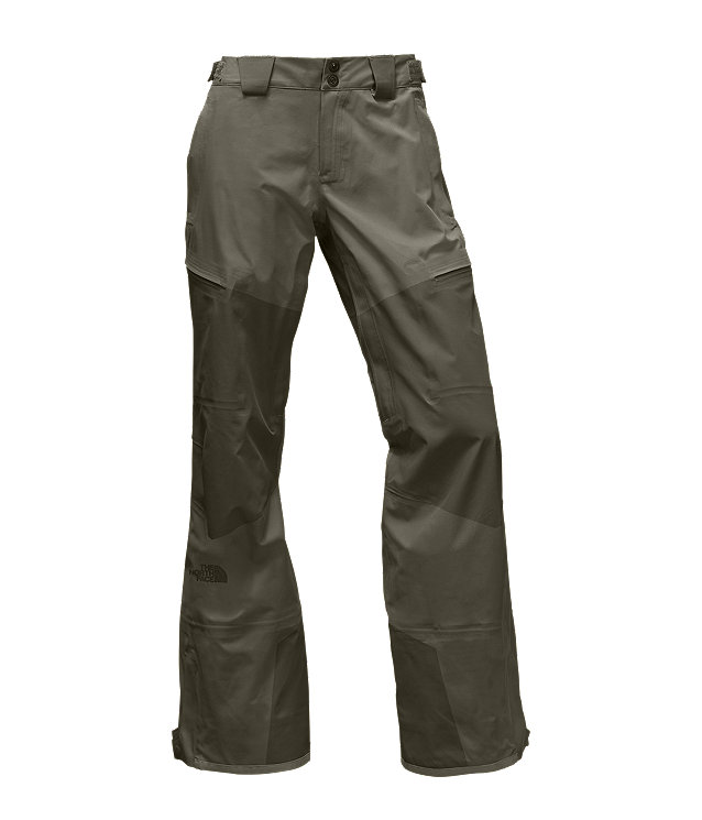 WOMEN'S FUSEFORM™ BRIGANDINE 3L PANTS