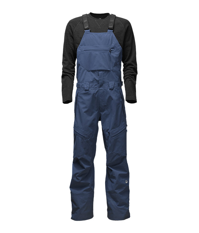 MEN'S FREE THINKER BIB PANTS