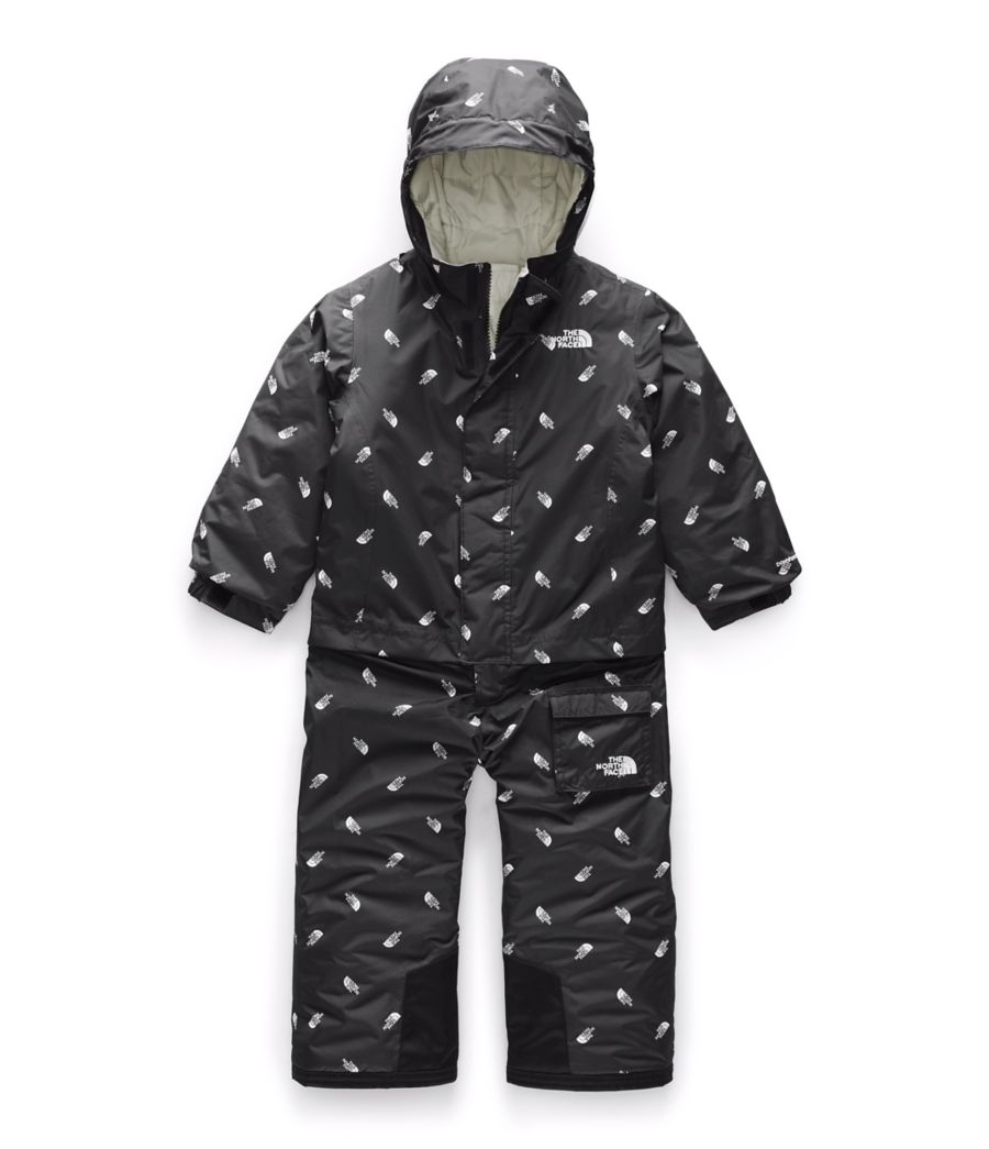 TODDLER INSULATED JUMPSUIT-