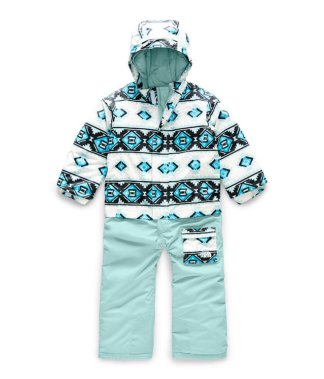 TODDLER INSULATED JUMPSUIT