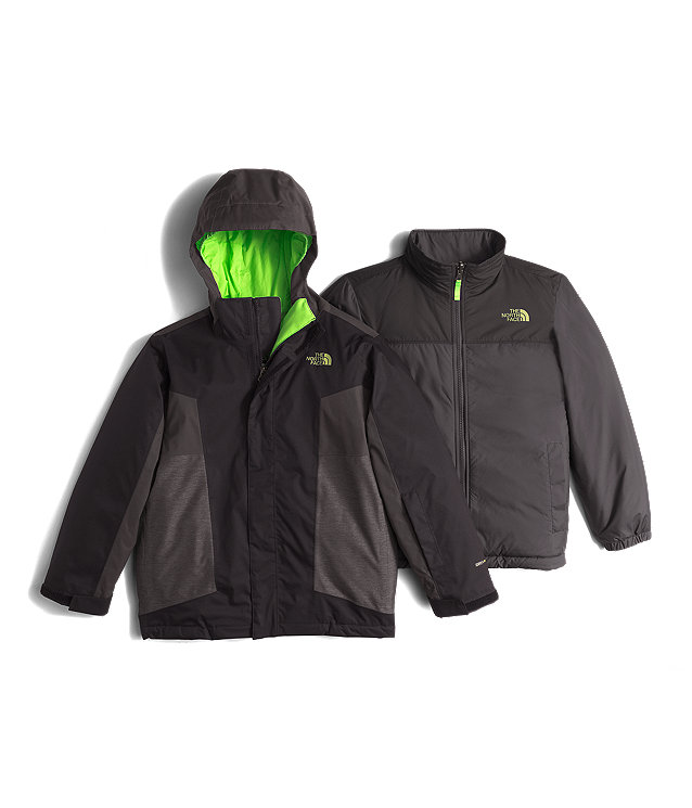 BOYS' AXEL TRICLIMATE® JACKET