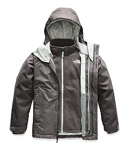 Shop Boys Jackets   Coats   Free Shipping   The North Face 63a40ced96a1