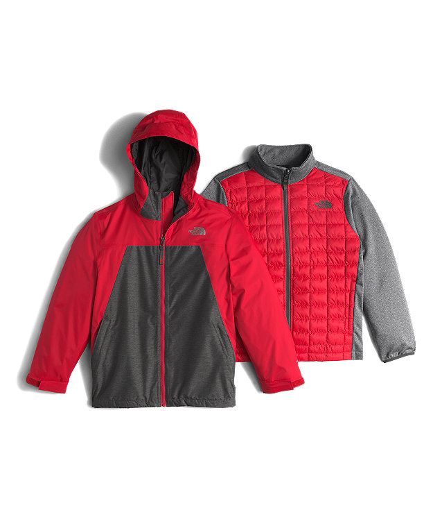 MANTEAU THERMOBALL<SUP>MC</SUP> TRICLIMATE® POUR GARÇONS