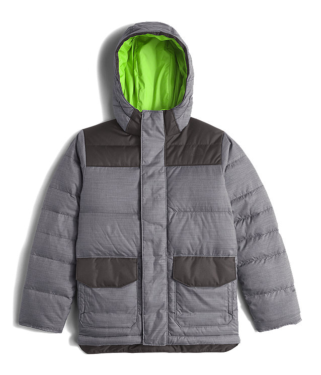 BOYS' HARLAN DOWN PARKA