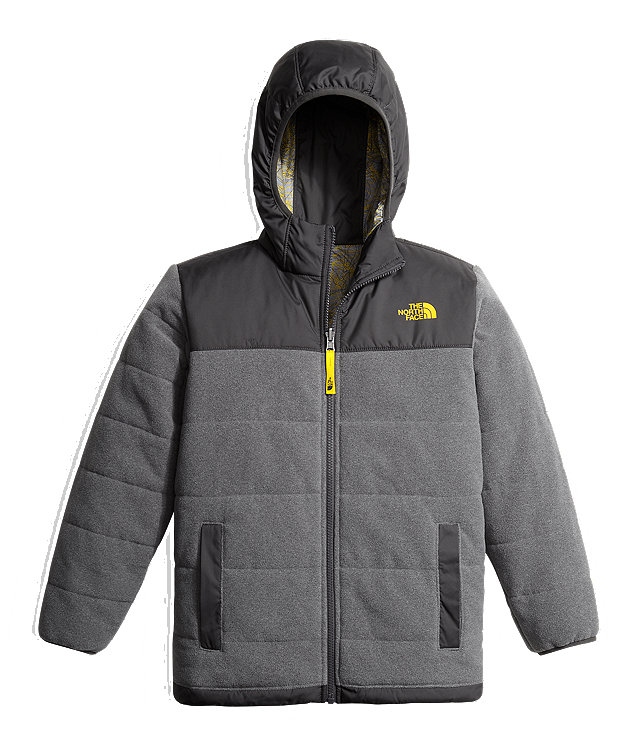 BOYS' REVERSIBLE TRUE OR FALSE JACKET