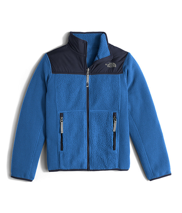 BOYS' REVERSIBLE OFF THE GRID JACKET