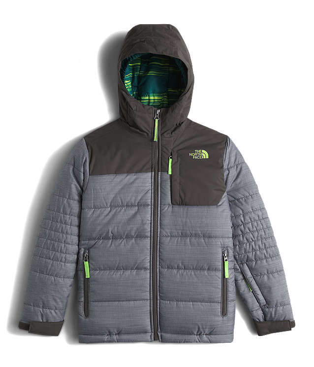 BOYS' CALEB INSULATED JACKET