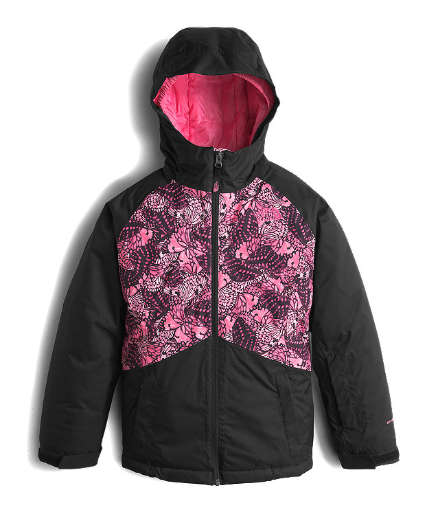 GIRLS' BRIANNA INSULATED JACKET