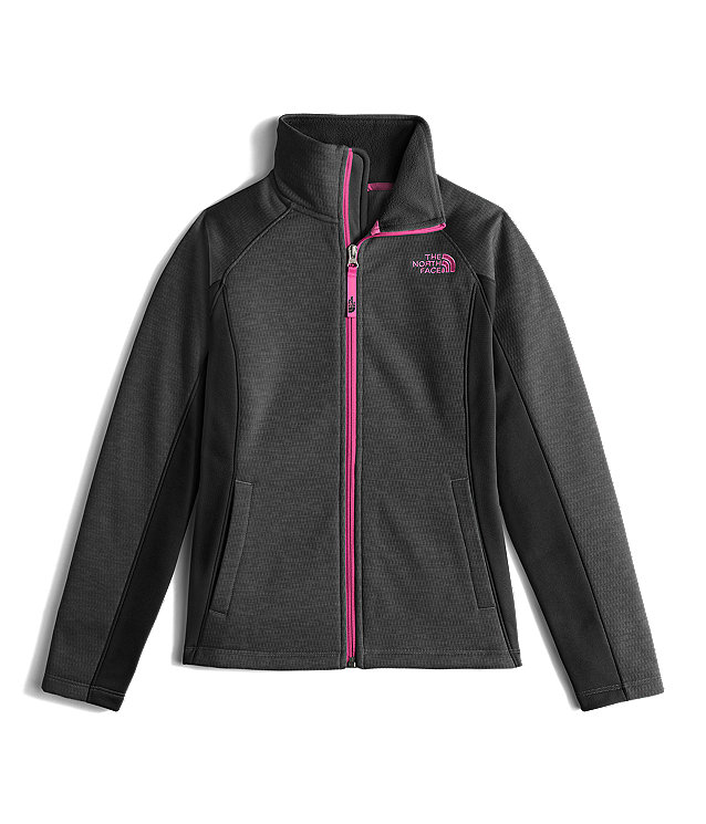 GIRLS' ARCATA FULL ZIP JACKET