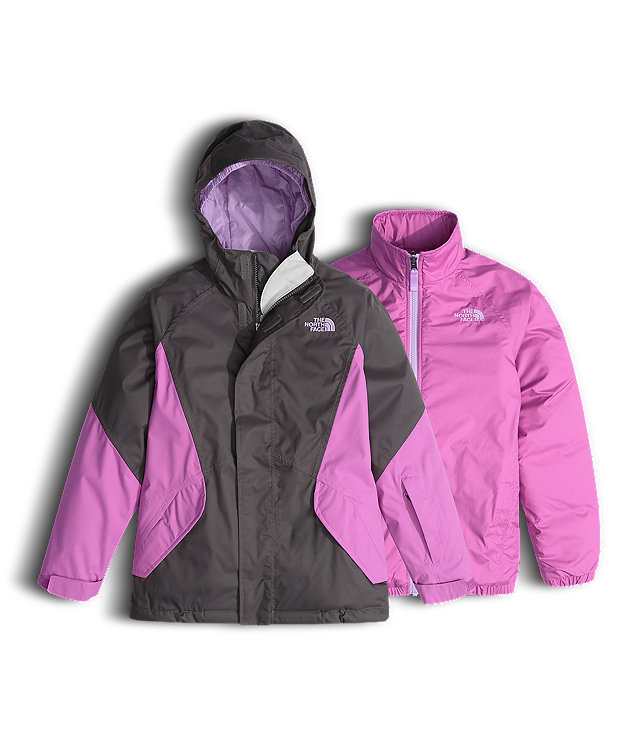 GIRLS' KIRA TRICLIMATE® JACKET