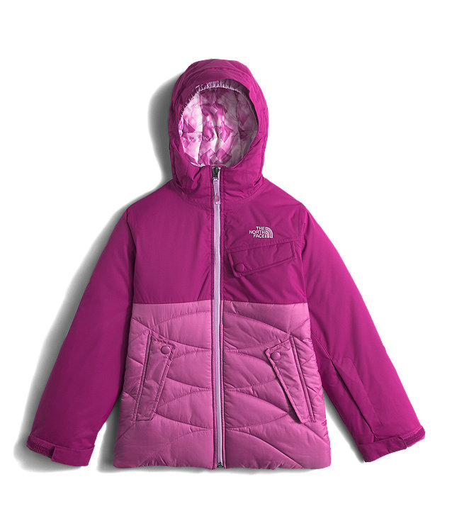 GIRLS' CARLY INSULATED JACKET