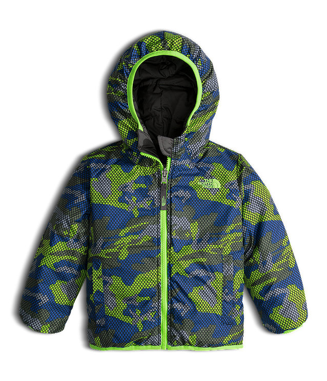 TODDLER BOYS' REVERSIBLE PERRITO JACKET