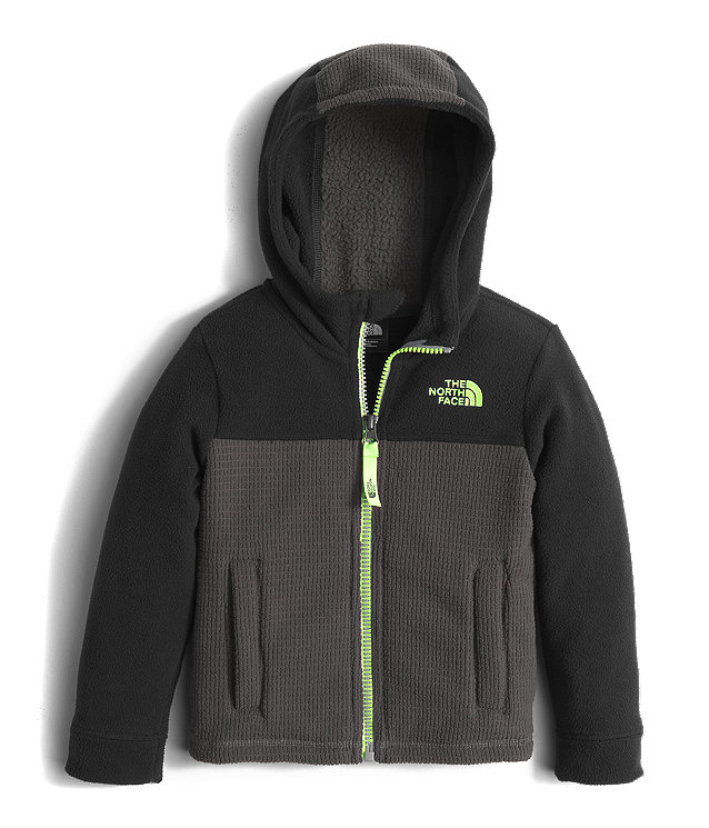 TODDLER BOYS' LIL' GRID FLEECE HOODIE