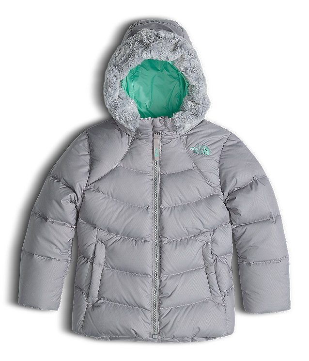 TODDLER GIRLS' POLAR DOWN PARKA